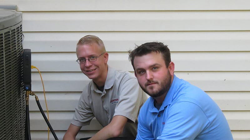 Local Heating and A/C Repair Technicians